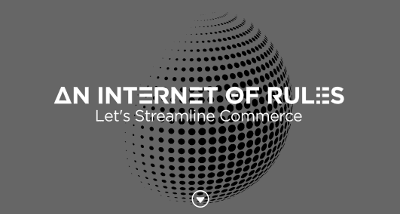 Internet of Rules home page thumbnail